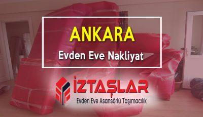 Ankara Evden Eve Nakliyat Tavsiyeleri
