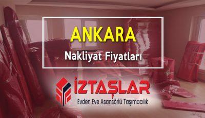 Ankara Nakliyat Fiyatları